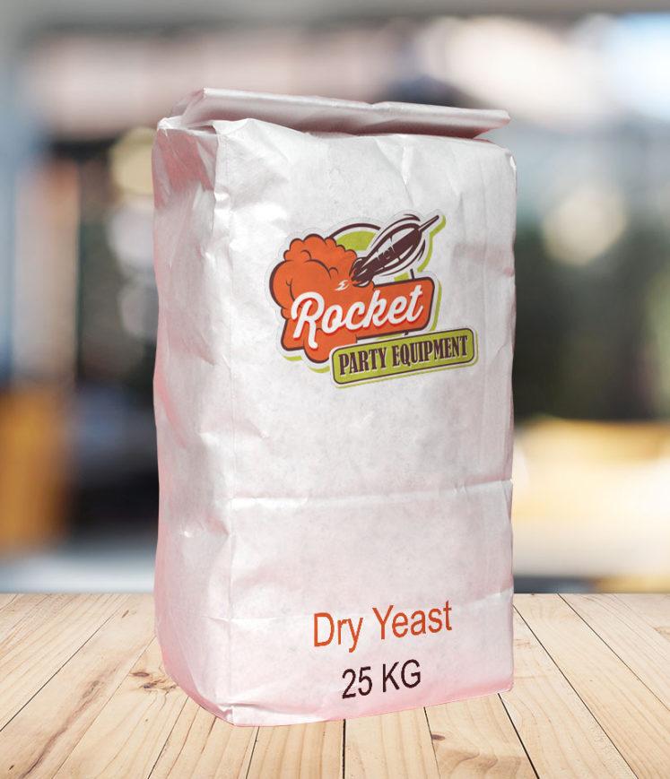 bulk dry yeast