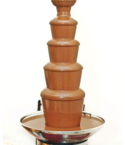 5 Tier Chocolate Fountain for Sale
