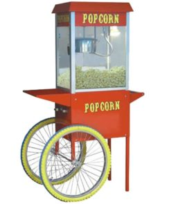 9 Oz popcorn machine for sale