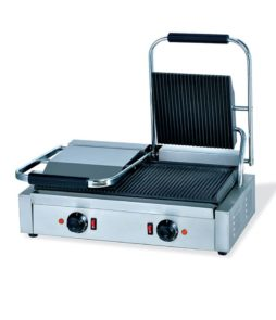 Commercial Panini Sandwich Press Griller