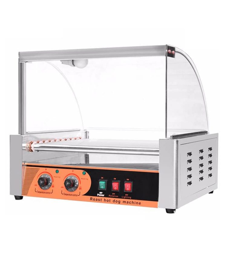 Commercial Hot Dog Warmer