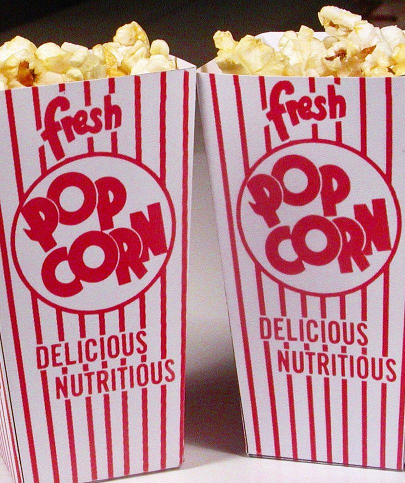 Popcorn Containers & Boxes