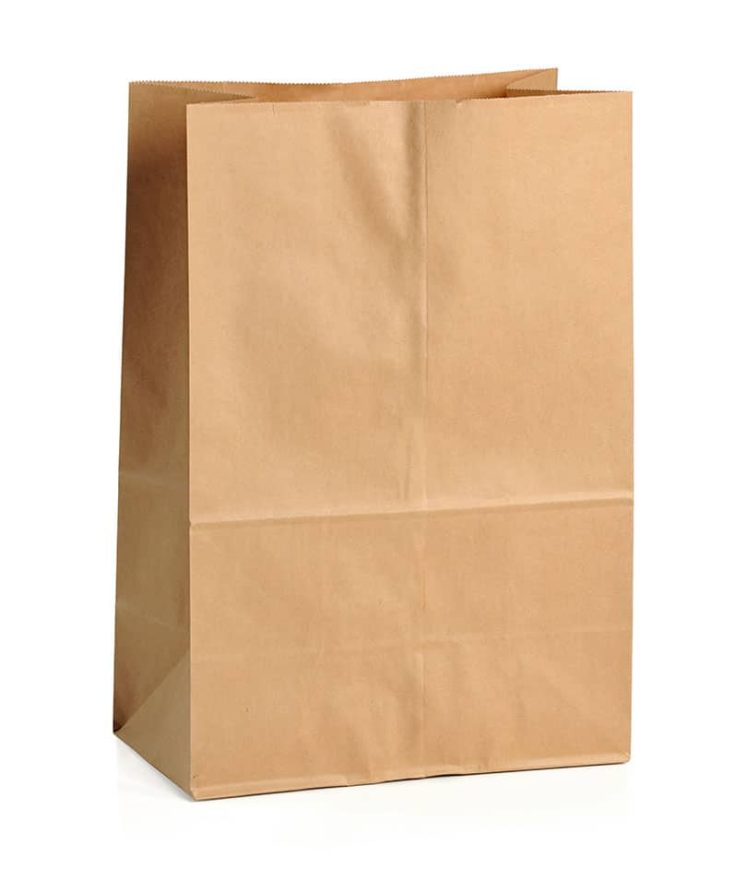 Popcorn Brown Bags For Sale