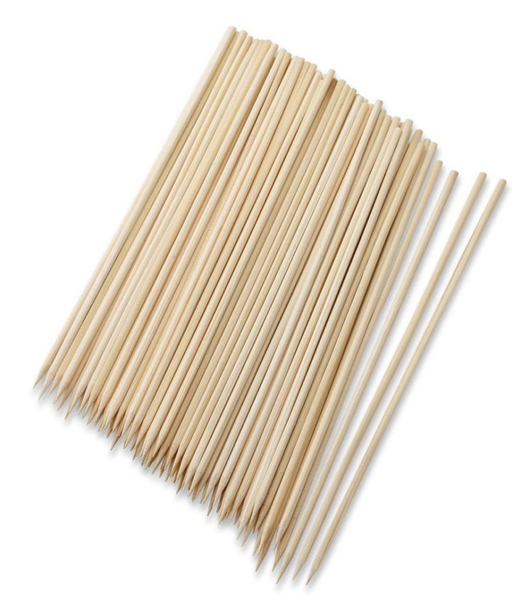 Long Wooden Skewers